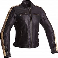 Segura Nygma, leather jacket women