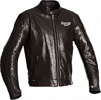 Segura Patch, leather jacket