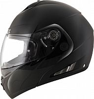 Shark Openline Dual Black, flip up helmet