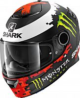 Shark Spartan 1.2 Lorenzo Monster Replica, integral helmet