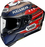 Shoei X-Spirit III America Replica, integral helmet