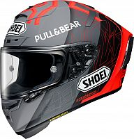 Shoei X-Spirit III MM93 Black Concept 2.0, integral helmet