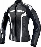 Spidi RR LEATHER, leather jacket women