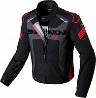 Spidi Warrior, Textile jacket H2Out