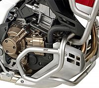 Givi Honda CRF1000L Africa Twin AS DCT Inox, engine guards