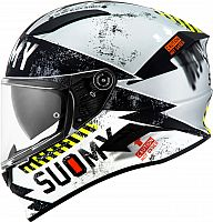 Suomy Speedstar Propeller, integral helmet