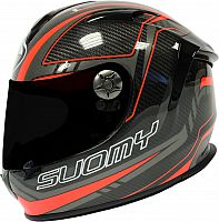 Suomy SR-Sport Carbon Red, integral helmet