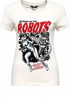 Queen Kerosin Robots, t-shirt women