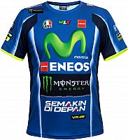 VR46 Racing Apparel Sponsor Replica, t-shirt
