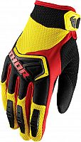 Thor Spectrum S18, gloves