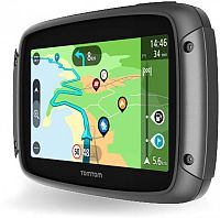TomTom Rider 450 World, Navigationssystem