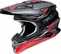 Shoei VFX-WR Allegiant, cross helmet