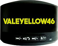 VR46 Racing Apparel Classic, bluetooth speaker
