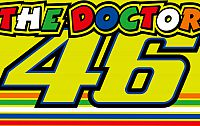 VR46 Racing Apparel Classic The Doctor, flag