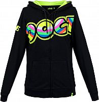 VR46 Racing Apparel Classic The Doctor, zip hoodie women