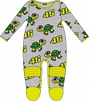 VR46 Racing Apparel Classic Turtle, bodysuit baby
