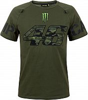 VR46 Racing Apparel Monster Dual Camp, t-shirt