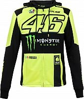 VR46 Racing Apparel Monster Dual Monza Replica, zip hoodie