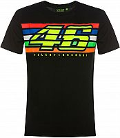 VR46 Racing Apparel Classic 46 Stripes, t-shirt