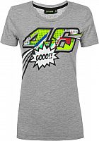 VR46 Racing Apparel Classic Pop Art, t-shirt women