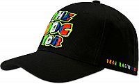 VR46 Racing Apparel Classic The Doctor Stripes, cap
