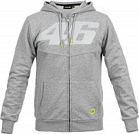VR46 Racing Apparel Core Collection, zip hoodie