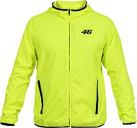 VR46 Racing Apparel Core Collection, rain jacket