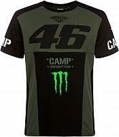 VR46 Racing Apparel Monster Dual Camp S19, t-shirt