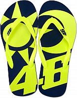 VR46 Racing Apparel Sole E Luna, Flip-flops