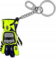 VR46 Racing Apparel Sole E Luna glove, key ring