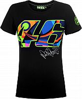 VR46 Racing Apparel Valeyellow 46, t-shirt women