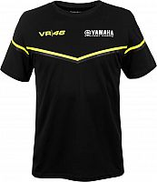 VR46 Racing Apparel Yamaha Dual Black Edition, t-shirt