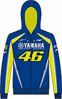VR46 Racing Apparel Yamaha Dual Racing, zip hoodie