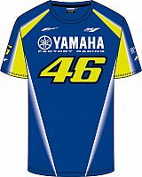 VR46 Racing Apparel Yamaha Dual Racing, t-shirt