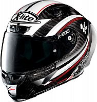 X-Lite X-803 RS Ultra Carbon Moto GP, integral helmet