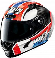X-Lite X-803 RS Ultra Carbon Rins, integral helmet