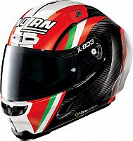 X-Lite X-803 RS Ultra Carbon Stoner Together, integral helmet