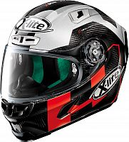 X-Lite X-803 Ultra Carbon Replica Petrucci Test , integral helme
