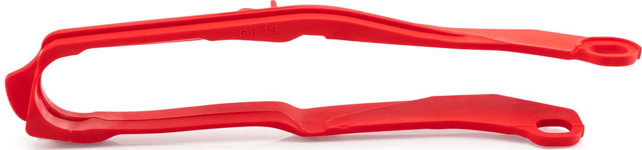 Acerbis 0023727 Honda CRF 250/300/450, Kettenschleifer - Rot 0023727.110