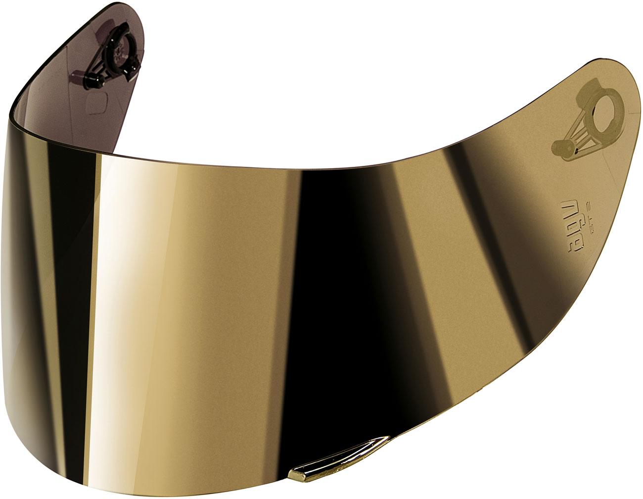 AGV GT 2 Visier verspiegelt - Gold-Verspiegelt - ML-XXL KV12B2N8-003-NFOR
