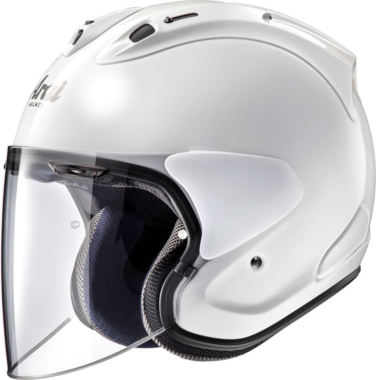 Arai SZ-R VAS Jethelm - Weiß - XXL 147-0010-06