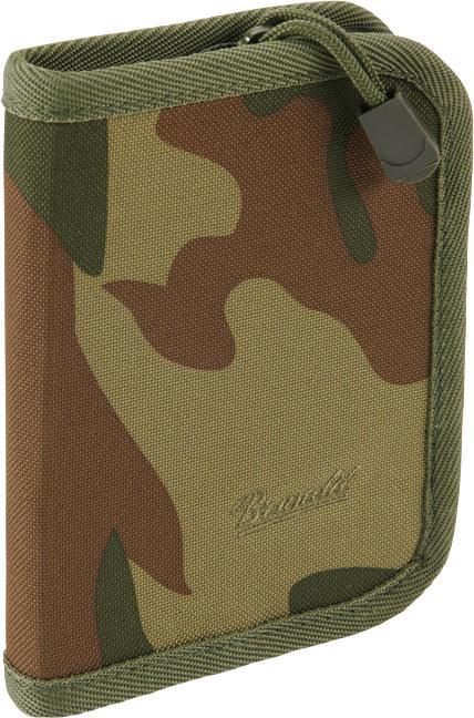 Brandit Wallet, Geldbörse - Woodland 8043-10-OS