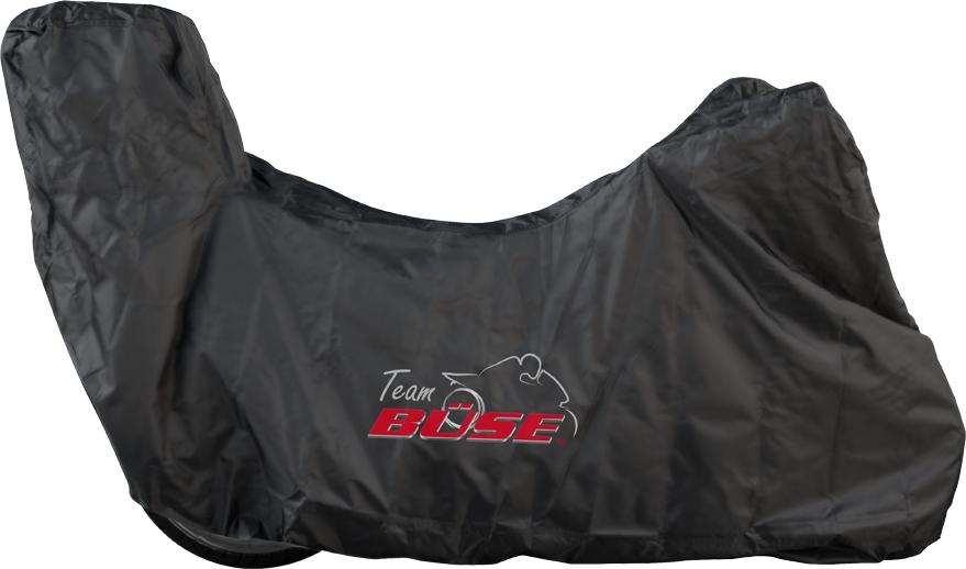 Büse Motorrad mit Topcase, Abdeckplane - Schwarz - XL 976800-XL