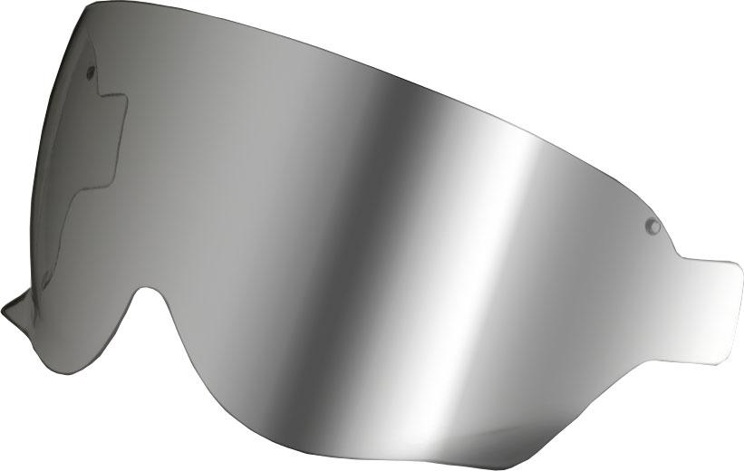 Shoei CJ-3, Visier verspiegelt - Silber-Verspiegelt 17.35.004.0