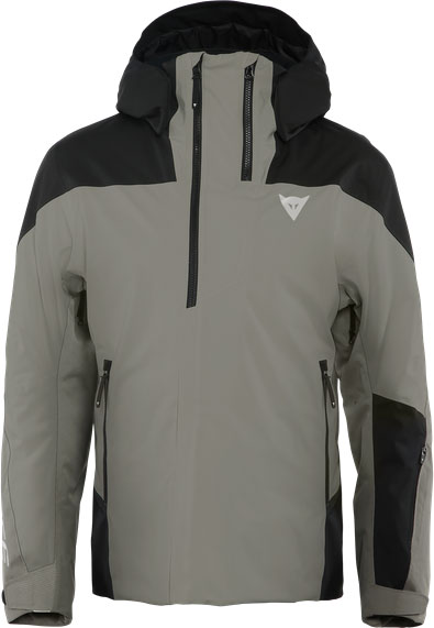 Dainese HP Dendrite S S20, Textiljacke - Grau/Schwarz - M 4749504-50E-M