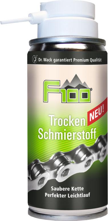 Dr OK Wack F100 Dry Lube, Trocken Schmierstoff - 100 ml 2890