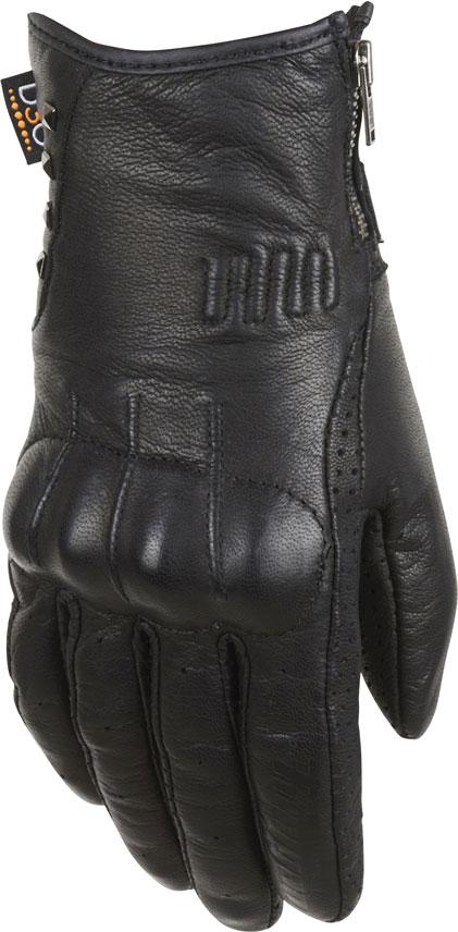 Furygan Elektra, Handschuhe Damen - Schwarz - XL 65515-XL-100