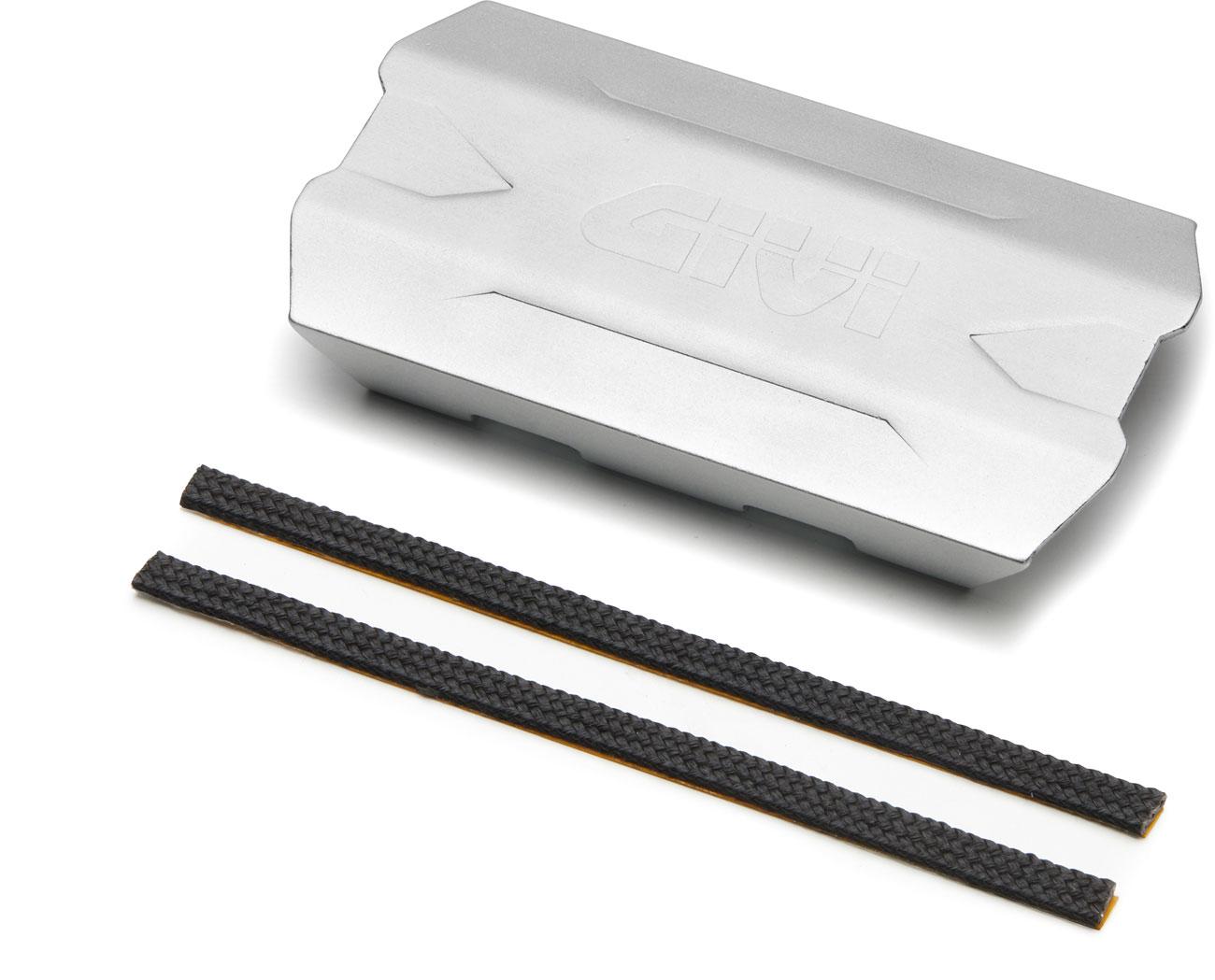 Givi S290S/M, Hitzeschutz - Silber - 150 mm