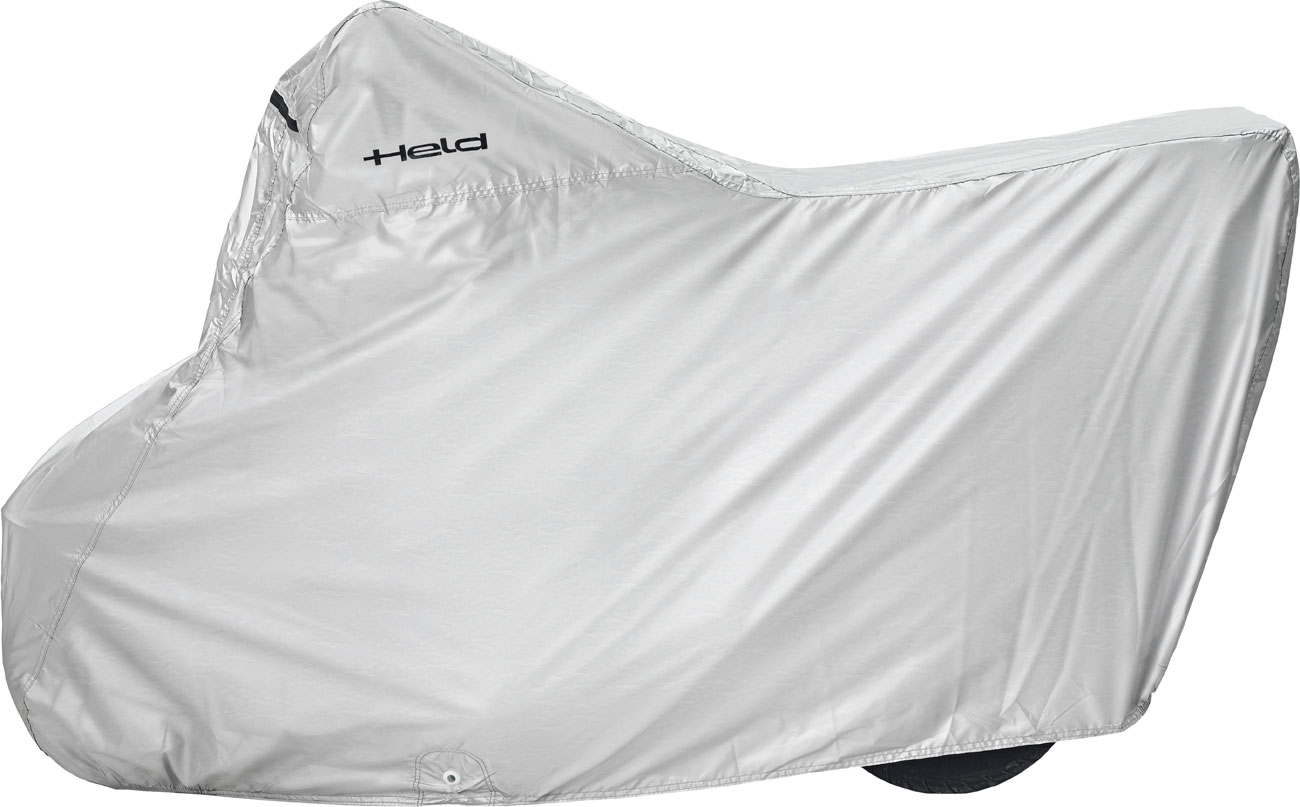 Held Cover Scooter Evo, Abdeckplane - Silber - S 009703-00-071-S