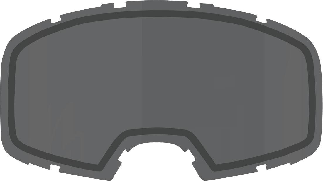 IXS Hack/Trigger, Ersatz-Doppelglas - Getönt 469-510-9095-003-OS
